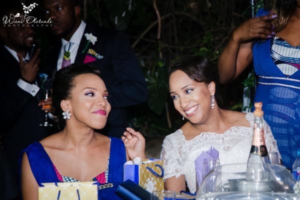Outdoor Lagos Wedding by Wani Olatunde 58