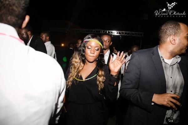 Outdoor Lagos Wedding by Wani Olatunde 80