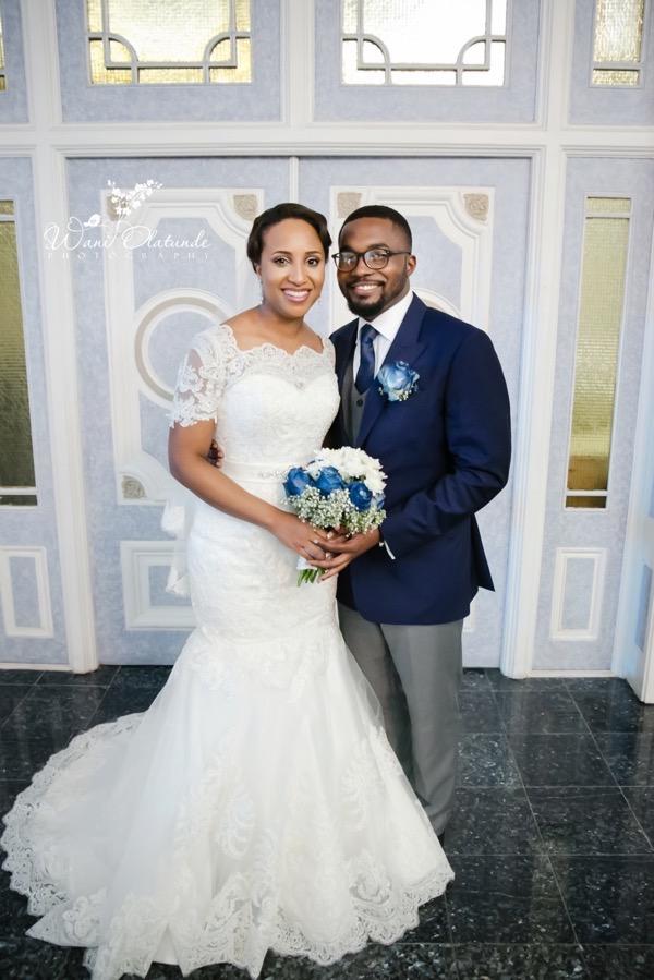 Outdoor Lagos Wedding by Wani Olatunde 98