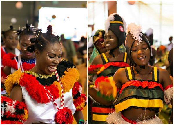 anu and nosike's traditional nigerian wedding