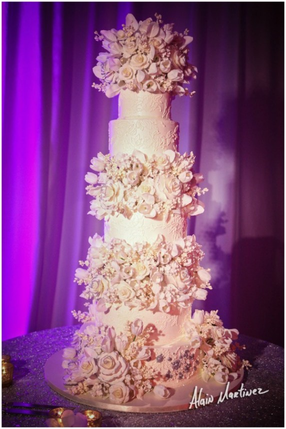 Sylvia Weinstock Cake Image by Alain Martinez