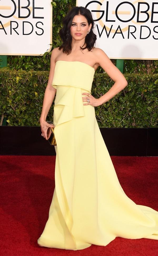 Wedding Inspiration at the Golden Globes 2015 15