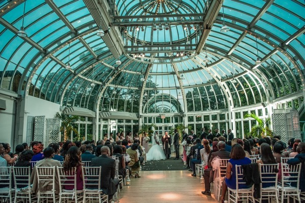 Brooklyn Botanical Garden Wedding-Kesha Lambert 42