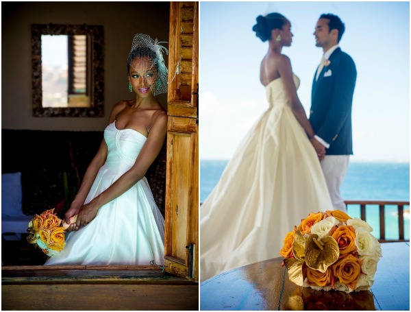 Destination Wedding Shoot in Tobago -1