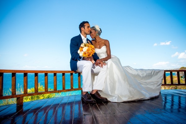 Destination Wedding Shoot in Tobago 18
