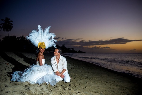 Destination Wedding Shoot in Tobago 69