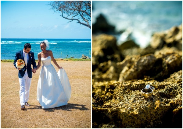 Destination Wedding Shoot in Tobago