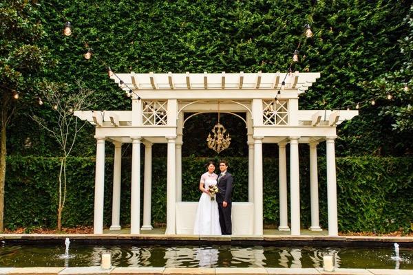 Historic Courtyard Wedding in Downtown Charleston 42