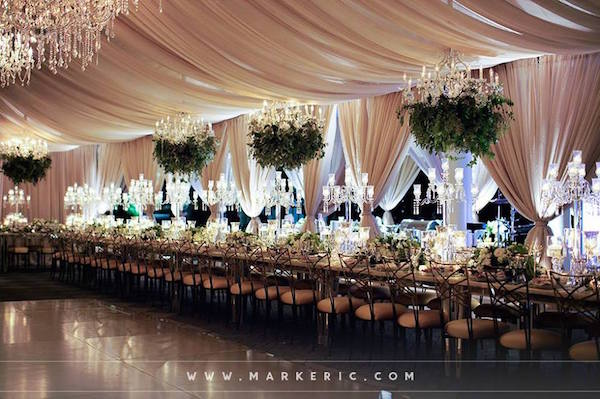 Hanging Wedding Decor- Wink Design and Events