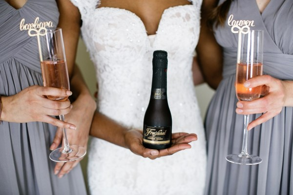 Cheers to Saying Yes with your Girls and Freixenet 13