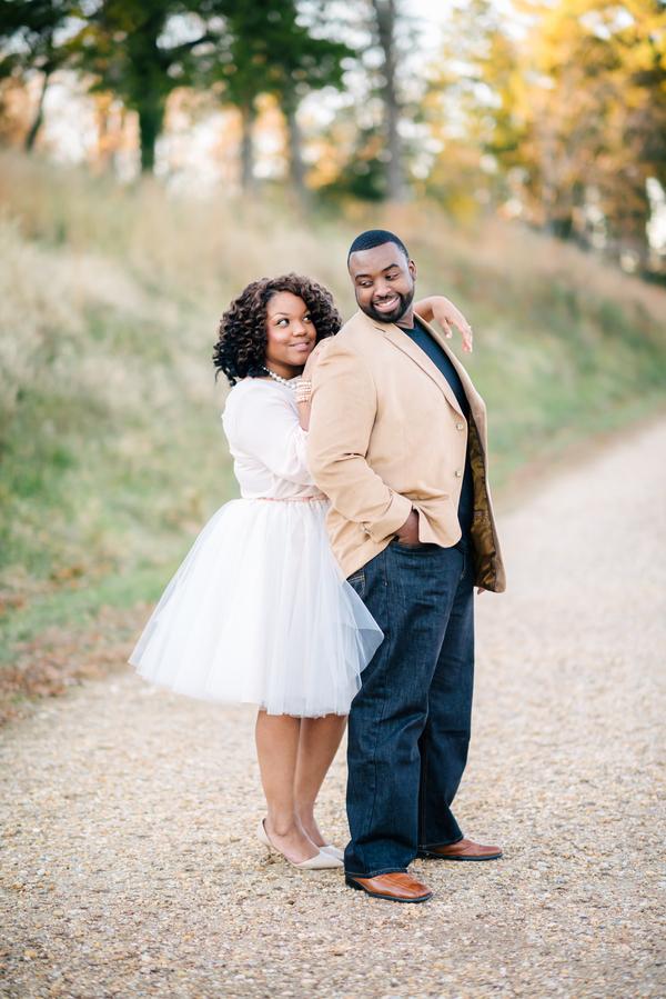 Romantic Virginia Engagement Session  (6)