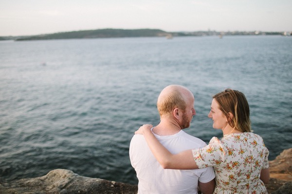 Sunny engagement shoot in sydney australia 14