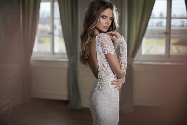 Berta Bridal FW 2015 Collection 13