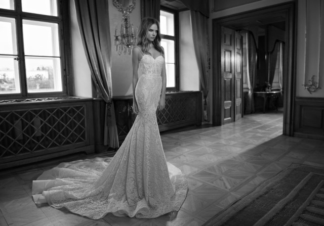 Berta Bridal FW 2015 Collection 36