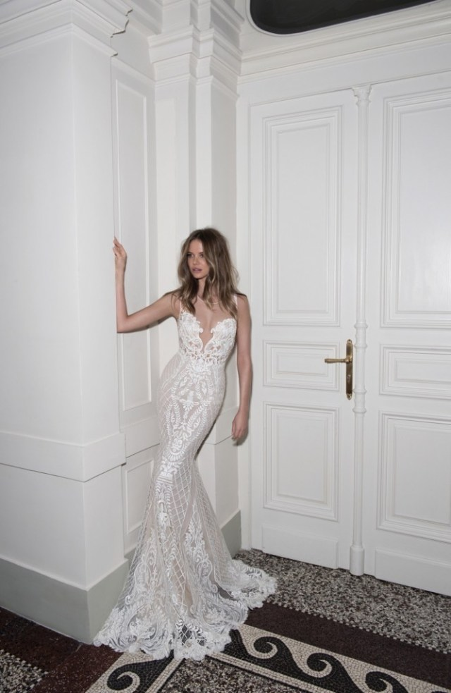Berta Bridal FW 2015 Collection 53