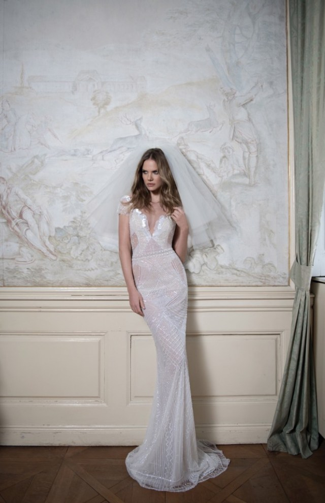Berta Bridal FW 2015 Collection 68