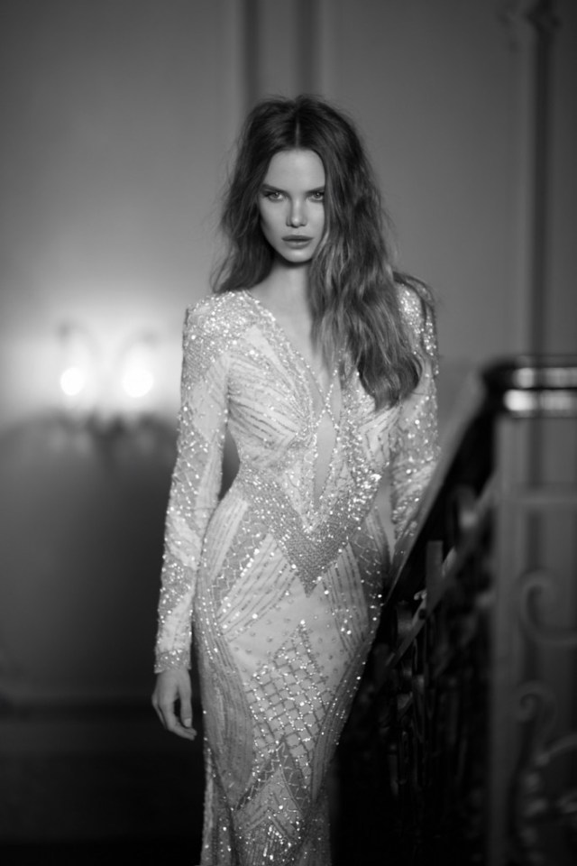 Berta Bridal FW 2015 Collection 69
