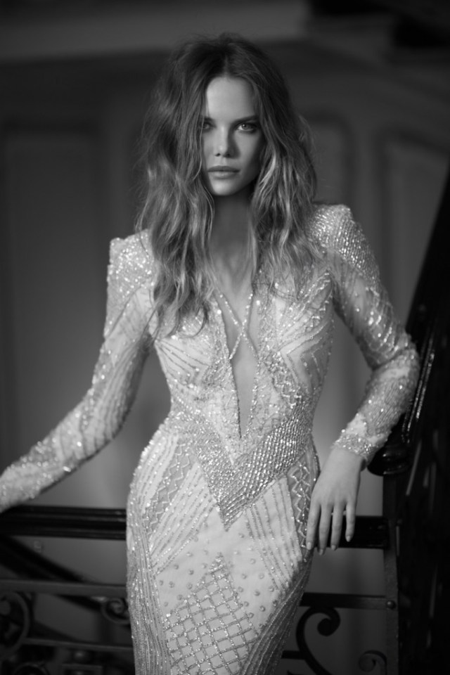 Berta Bridal FW 2015 Collection 71
