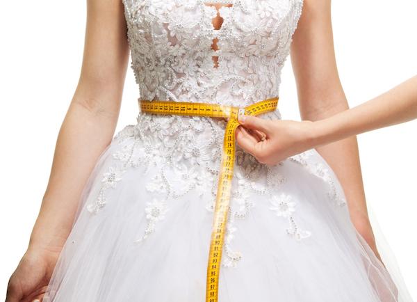 bride weight loss