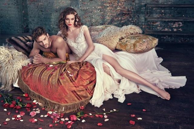 Galia Lahav Bridal Les Reves Bohemians Collection-Donna-Front