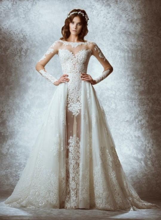 Zuhair murad - lebanese wedding designers