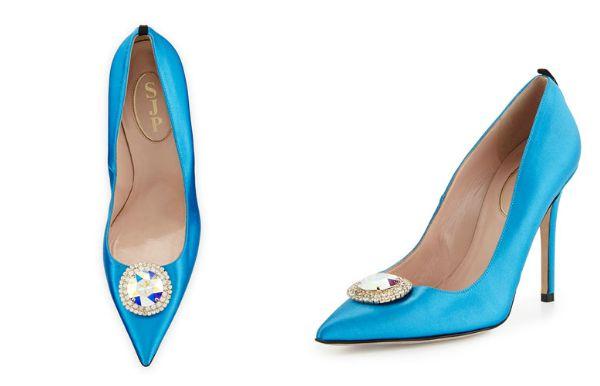 Sarah Jessica Parker SJP Wedding Shoes