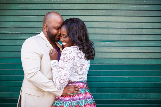 Spring Engagement Shoot in DC 17