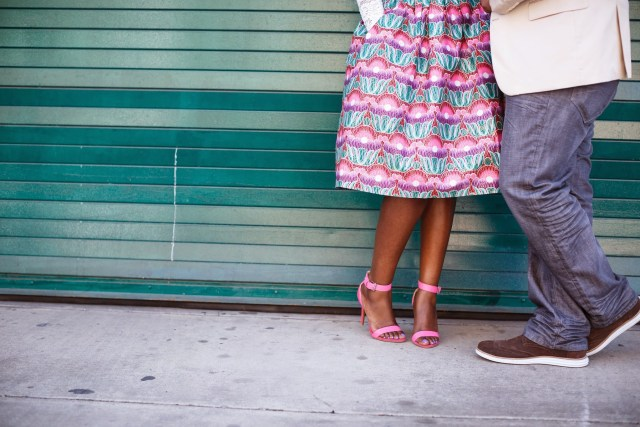 Spring Engagement Shoot in DC 35