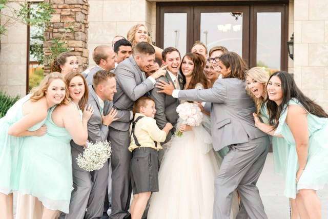 Blush and Grey Vintage Chic Inspired Wedding by Shively_Whitney_Monique_Hessler_Photography (17)