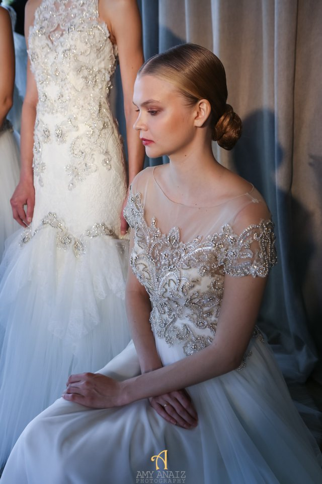 Bridal fashion week recap- badgley mischka 3