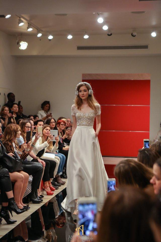 Reem Acra Fall 2016 Bridal Fashion Week 12