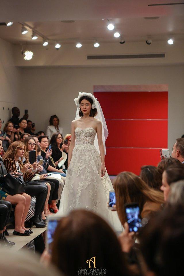Reem Acra Fall 2016 Bridal Fashion Week 5