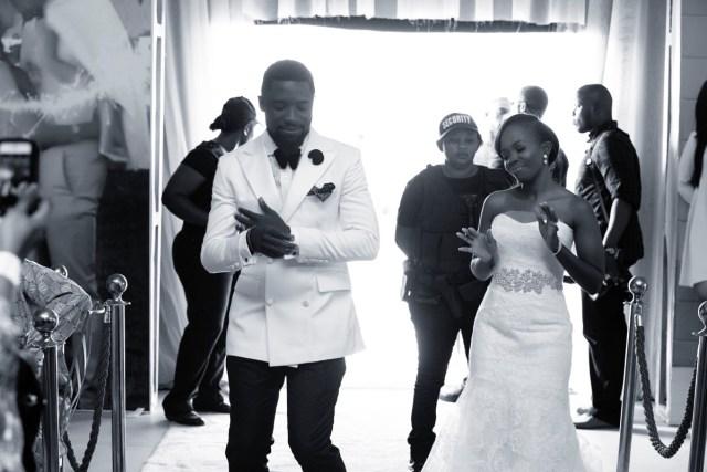 Slam2014 - Segi and Olamide Adedeji's Wedding in Ruby Gardens Nigeria 158