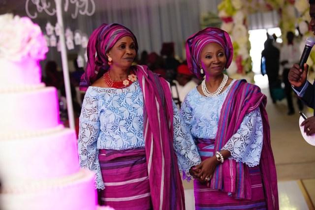 Slam2014 - Segi and Olamide Adedeji's Wedding in Ruby Gardens Nigeria 179