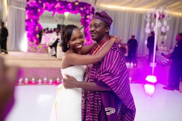 Slam2014 - Segi and Olamide Adedeji's Wedding in Ruby Gardens Nigeria 191