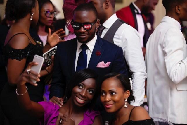 Slam2014 - Segi and Olamide Adedeji's Wedding in Ruby Gardens Nigeria 214
