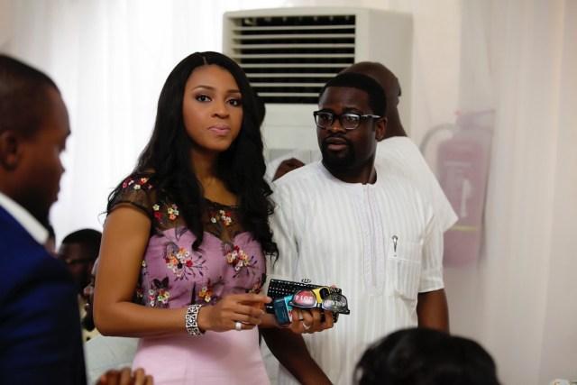 Slam2014 - Segi and Olamide Adedeji's Wedding in Ruby Gardens Nigeria 230