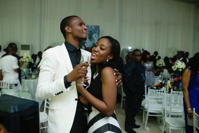 Slam2014 - Segi and Olamide Adedeji's Wedding in Ruby Gardens Nigeria 277