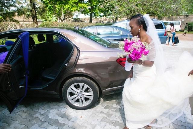Slam2014 - Segi and Olamide Adedeji's Wedding in Ruby Gardens Nigeria 57