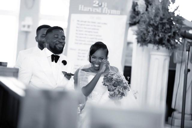 Slam2014 - Segi and Olamide Adedeji's Wedding in Ruby Gardens Nigeria 75