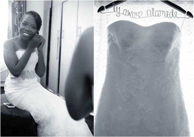 segi and olamie adedeji's aisleperfect wedding