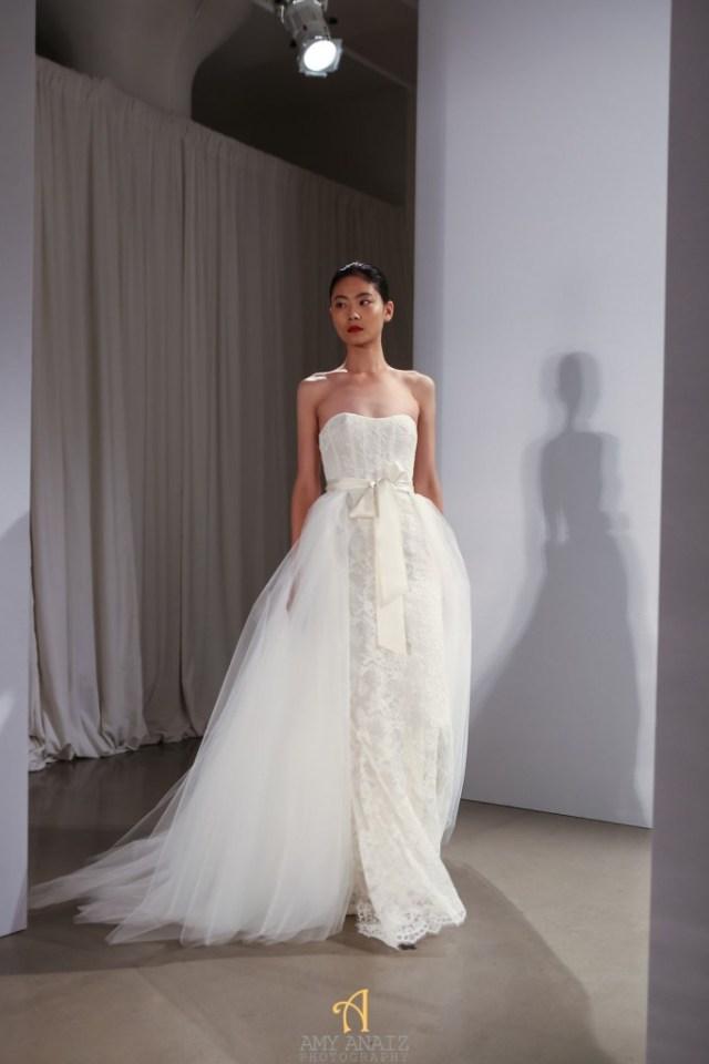 Winter 2016 bridal fashion trends