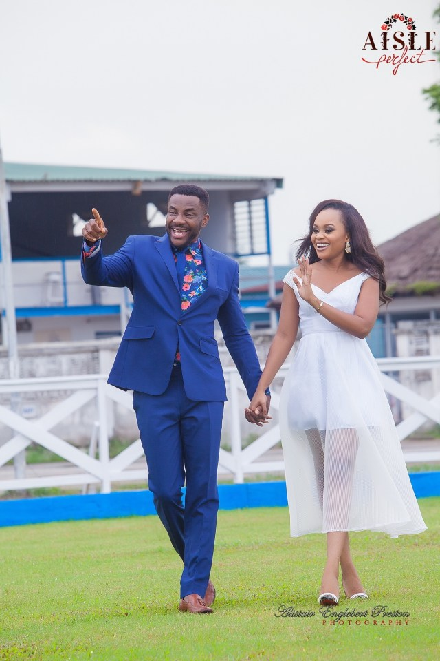 Ebuka and Cynthia- Lagos Engagement Shoot by AEP Photography 3