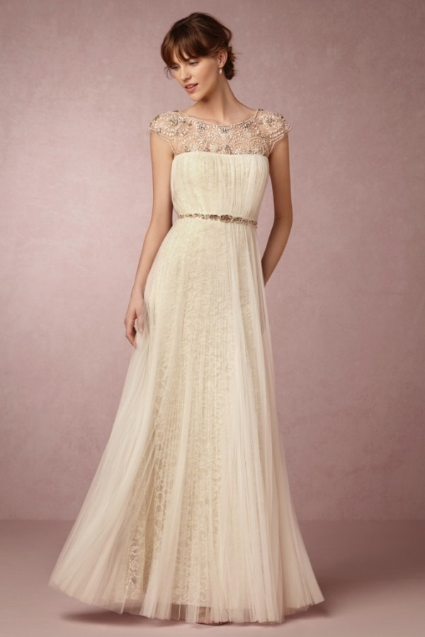 Bhldn and Marchesa Tiernan Gown_front