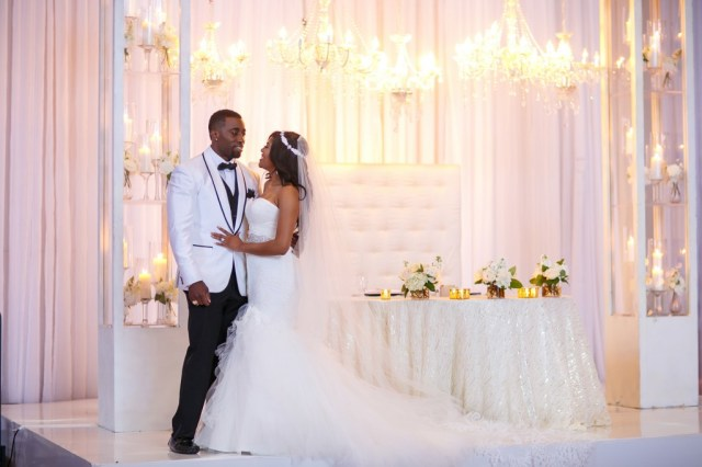 glam houston ballroom wedding by dure events (9)