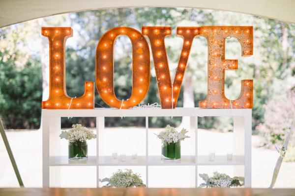 outdoor wedding in lexington south carolina 14