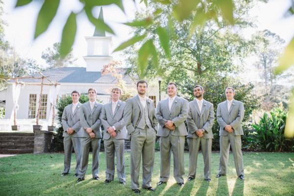 outdoor wedding in lexington south carolina 26