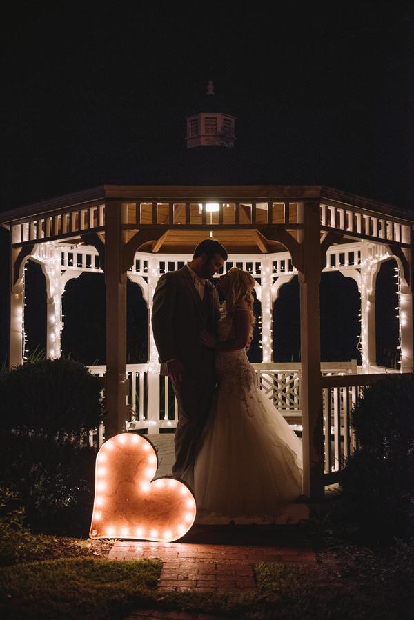 outdoor wedding in lexington south carolina 49