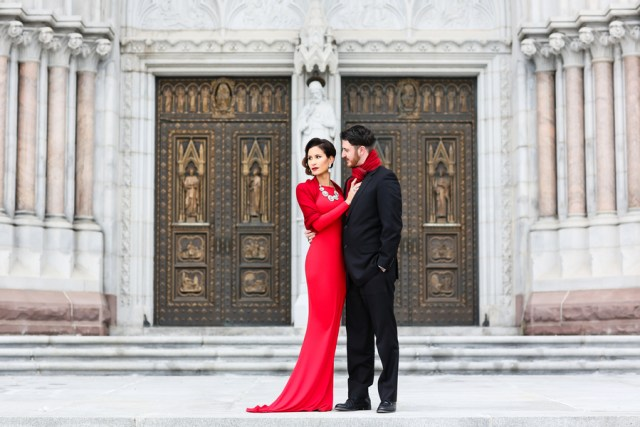 Valentines Day Engagement Shoot Inspiration by Digna Toledo Photography (12)