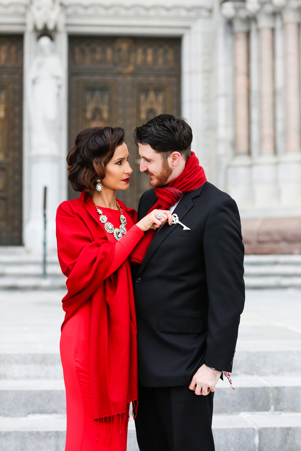 Valentines Day Engagement Shoot Inspiration by Digna Toledo Photography (17)